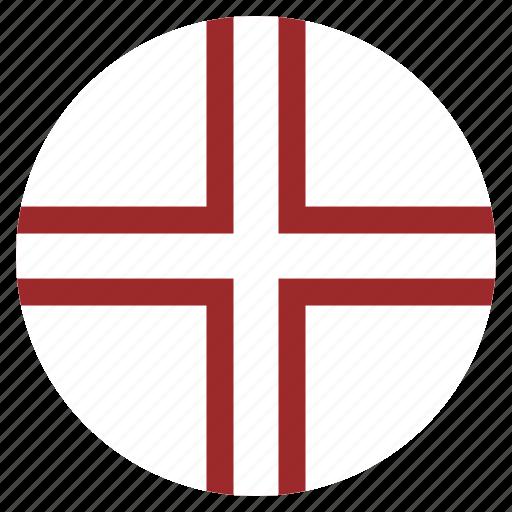 country, flag, latvia, latvian, national, variant icon