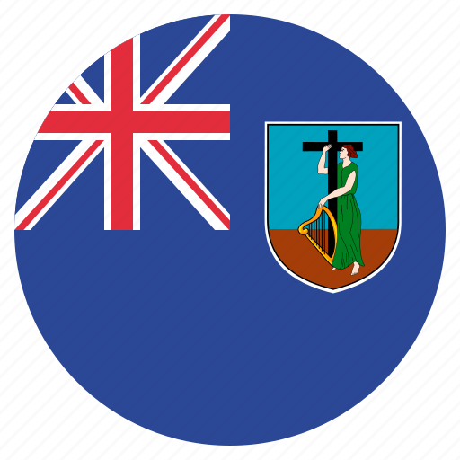 Country, flag, montserrat icon - Download on Iconfinder
