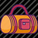 bag, sport bag, gym, tool, yoga, exercise, fitness