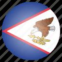 american, country, flag, national, samoa, samoan