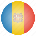 andorra, country, flag, national
