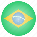 brazil, brazilian, country, flag, national