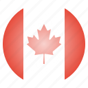 canada, canadian, country, flag, national