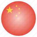 china, chinese, country, flag, national