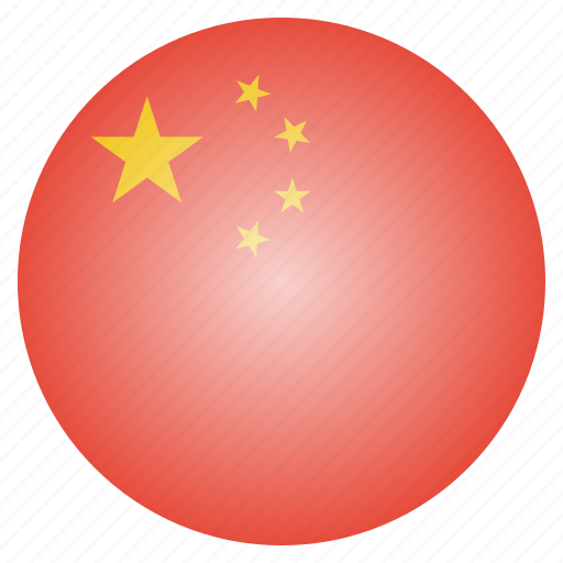 china, chinese, country, flag, national icon
