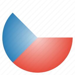 country, czech, flag, national, republic icon