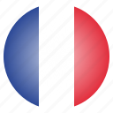 country, flag, france, french, national