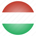 country, flag, hungarian, hungary, national