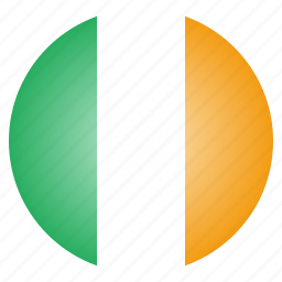 country, flag, ireland, irish, national icon