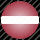 country, flag, latvia, latvian, national