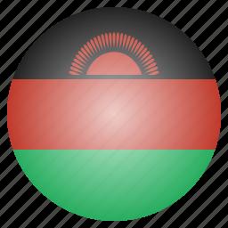 country, flag, malawi, malawian, national icon