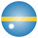 country, flag, national, nauru