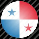 country, flag, national, panama