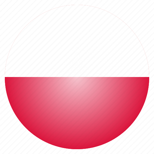country, flag, national, poland, polish icon