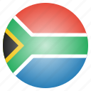 africa, african, country, flag, national, south