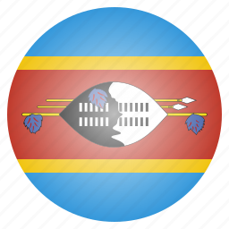 country, flag, national, swaziland icon