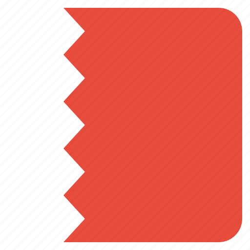 bahrain, country, flag, national icon