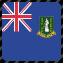 british, flag, islands, virgin