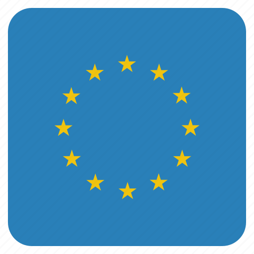 circle, eu, european, flag, union icon