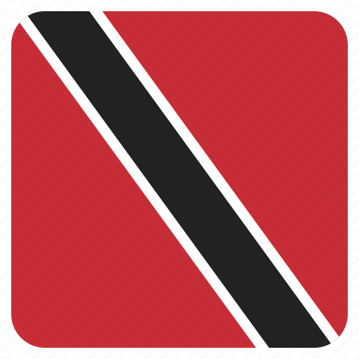 country, flag, national, tobago, trinidad icon