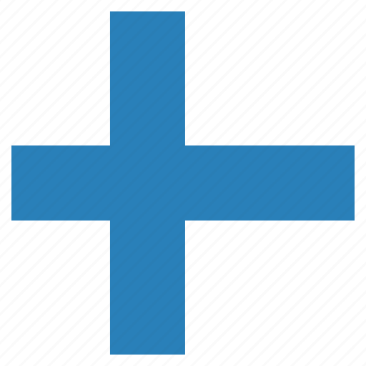 country, finland, finnish, flag, national icon