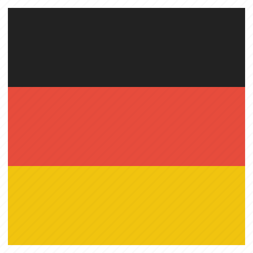 country, flag, german, germany, national icon