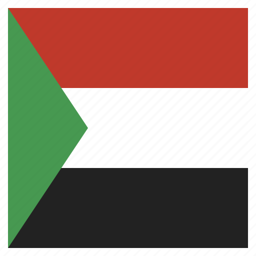 Country, flag, national, sudan, sudanese icon - Download on Iconfinder