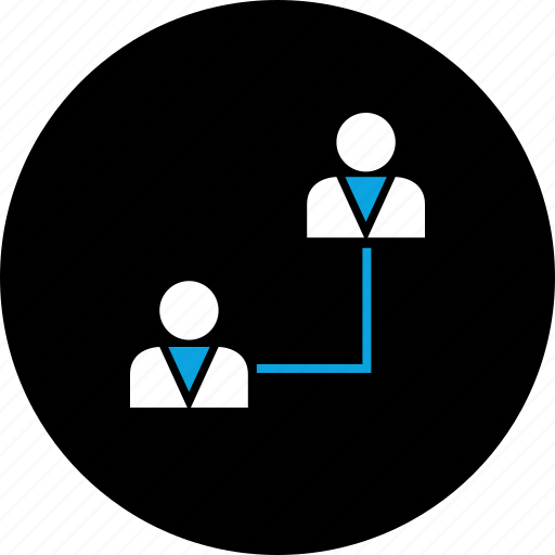 connect, people, two, users icon