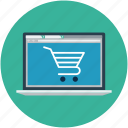 business, buy, ecommerce, shopping cart, shopping online icon