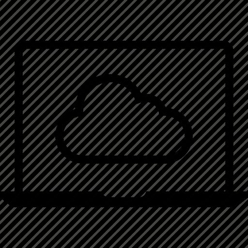 cloud, guardar, internet, mac, online, pc, save, web icon