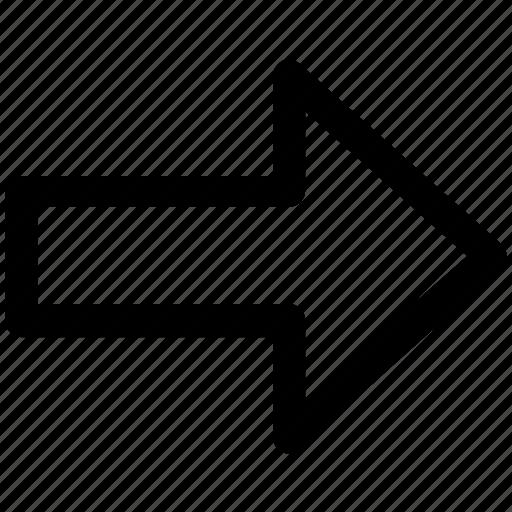 .svg, arrow, arrow forward, direction, forward, next icon