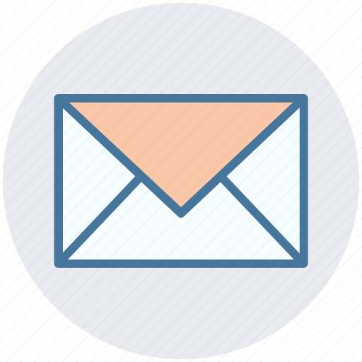 Email, email message, envelope, letter, mail, message icon - Download on Iconfinder