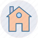 home, home page, house, internet house icon