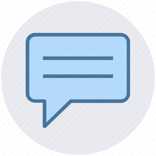 Chat sign, chatting, conversation, online chatting, talk icon - Download on Iconfinder