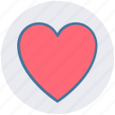 heart, heart shape, like, love sign, valentine heart icon