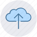 cloud uploading, cloud computing, cloud and upload sign, cloud network, cloud upload
