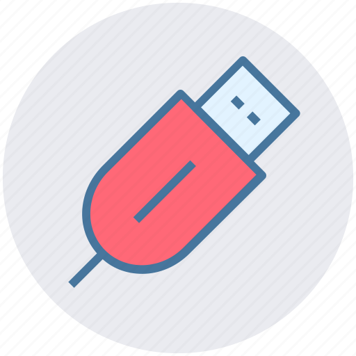 connector, cord, electronic, usb, usb cord icon