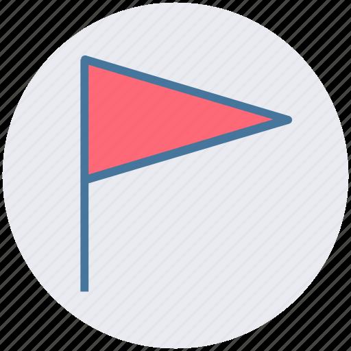 Empty ensign, empty flag, ensign, flag, plain ensign, plain flag icon - Download on Iconfinder