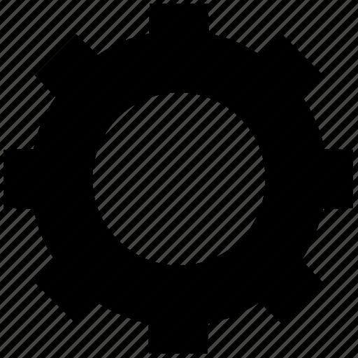 Cog, cogwheel, gear, gear wheel, settings, wheel icon - Download on Iconfinder