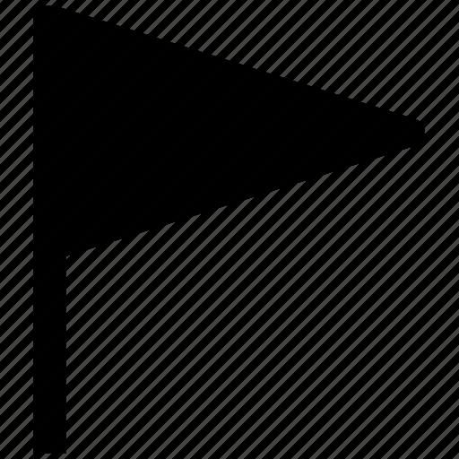 empty ensign, empty flag, ensign, flag, plain ensign, plain flag icon