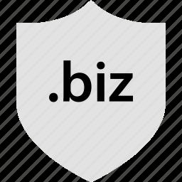 bix, extension, internet, online, shield, web icon