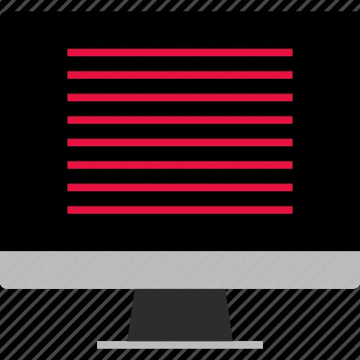design, mockup, page, www icon