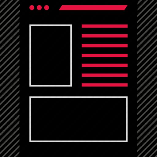 ui, ux, web icon