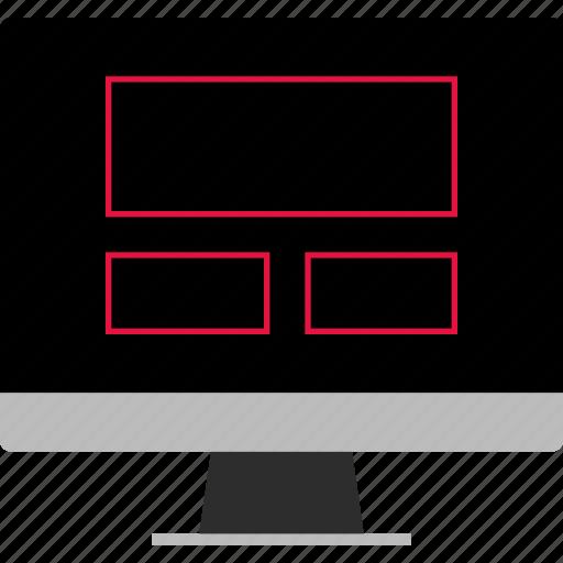 online, web, wire icon