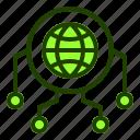 connectivity, data, internet, network, website icon