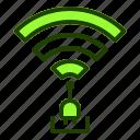 connected, internet, plug, website, wifi