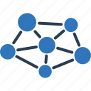 connectivity, internet, safety, security, seo icon