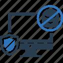 anti, data, protection, theft icon