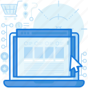 browser, computer, cursor, laptop, pointer, webpage, website