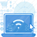 computer, connect, connection, internet, laptop, wifi, wireless